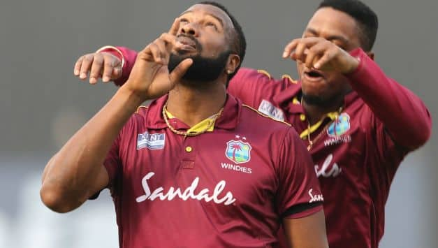 West Indies skipper Kieron Pollard: Don't think there is much to be disappointed actually