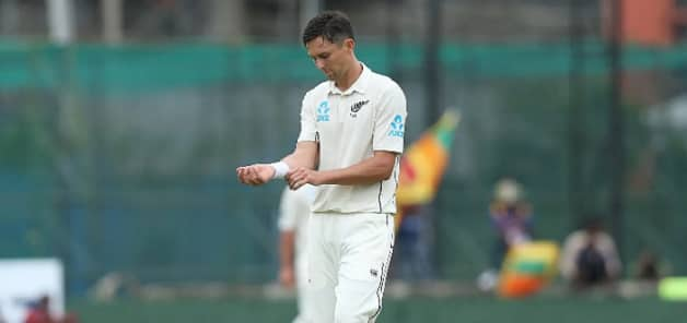 Trent Boult Ruled Out of Remainder of Australia Series With Broken Hand