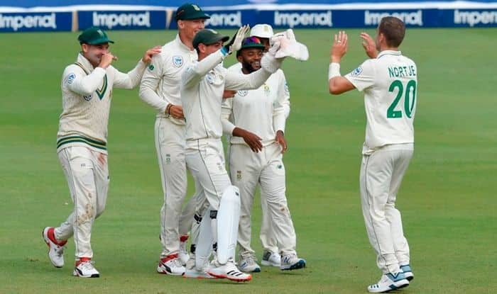 4th Test: South Africa Bowlers Show Fight After Crawley's Half-Century on Rain-Hit Day 1