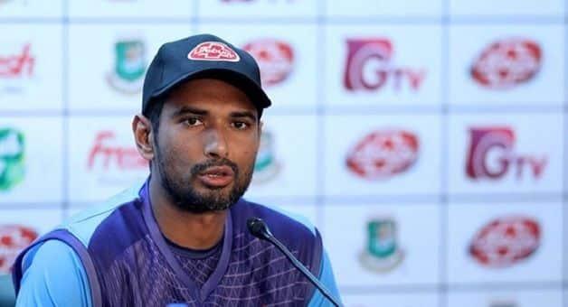 Bangladesh T20I captain Mahmudullah Confirms Availability for Pakistan Tour