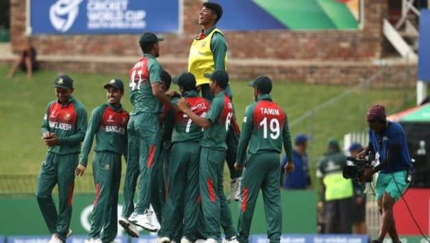 ICC U19 World Cup 2020: मेजबान दक्षिण अफ्रीका को हरा बांग्लादेश ने किया बड़ा उलटफेर