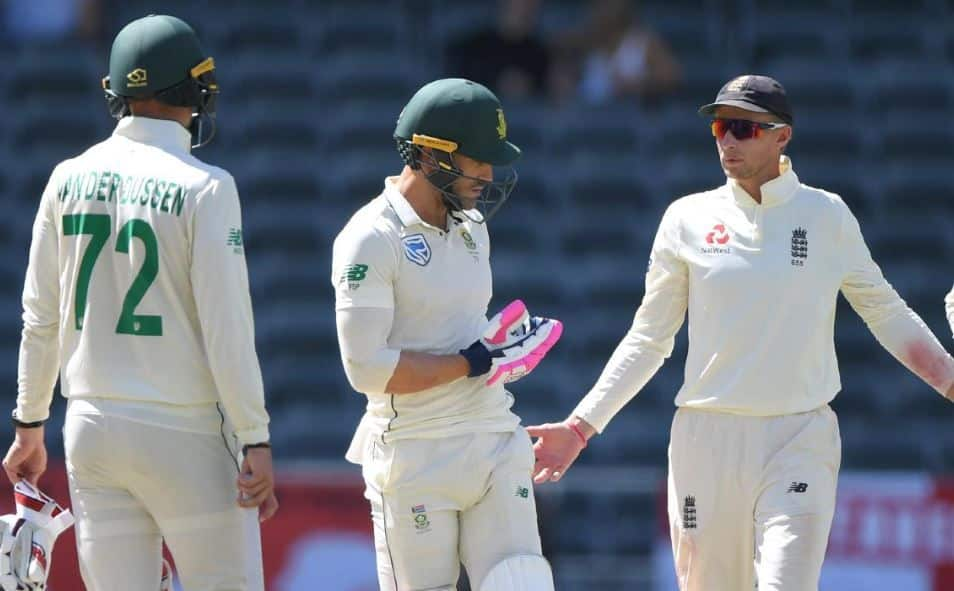 South Africa vs England: Faf du Plessis, Joe Root play down on-field incident in 4th test