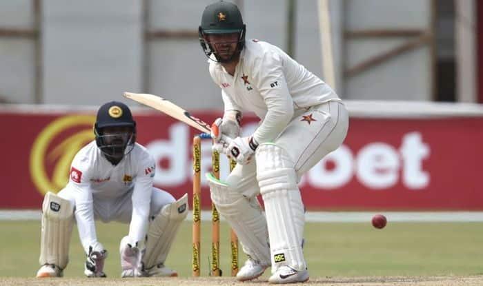 Zimbabwe victory push stalled by Sri Lanka batsmen