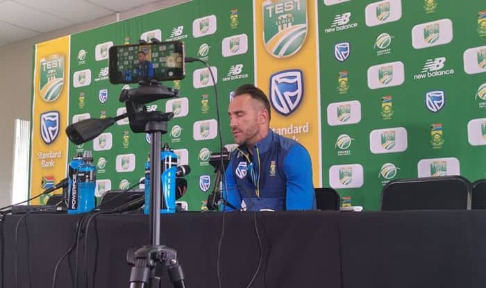 Faf du Plessis is still in our plans: Linda Zondi