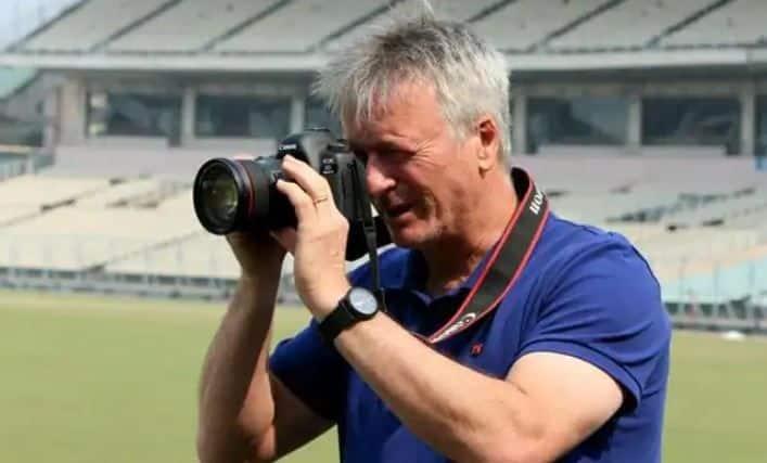 दिल्ली-बंगाल रणजी मुकाबले के दौरान ईडन गार्डन में नजर आए स्टीव वॉ, ये है वजह