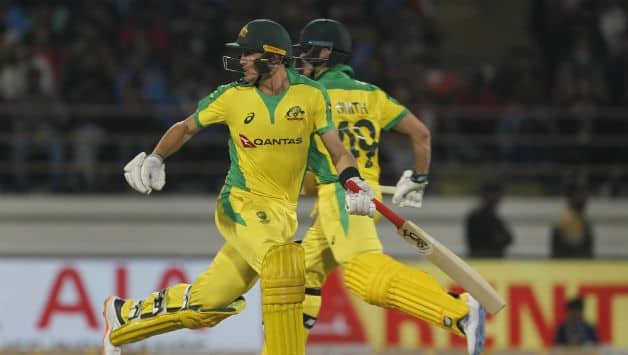 Aaron Finch: Steven Smith, Marnus Labuschagne are apart only when they're asleep