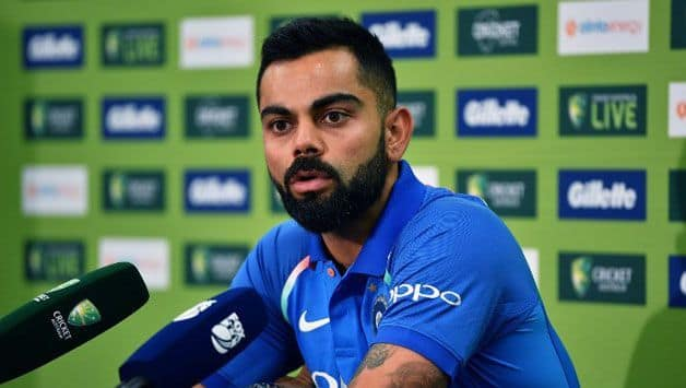 Virat Kohli: Can't think of revenge against Kiwis; They are such nice people