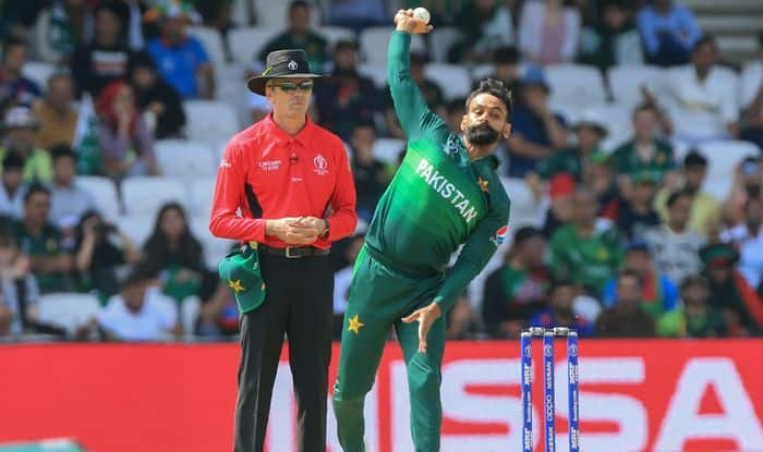 Don't See Much Problem in My Bowling Action: Mohammad Hafeez