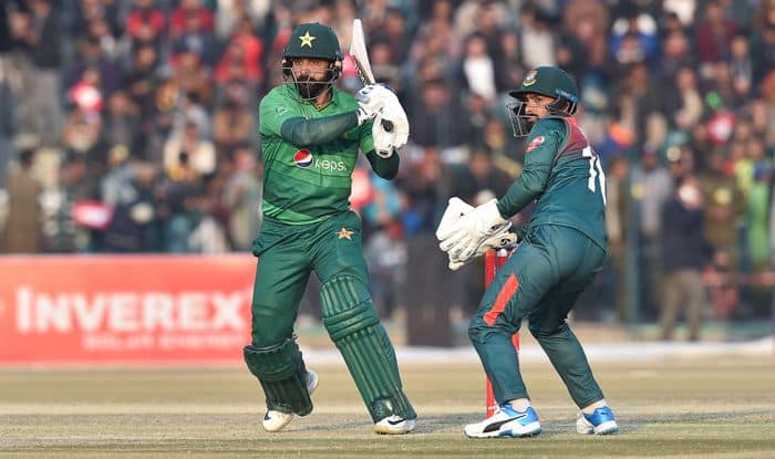Pakistan Register Comfortable Nine-Wicket Win Over Bangladesh to Secure Series