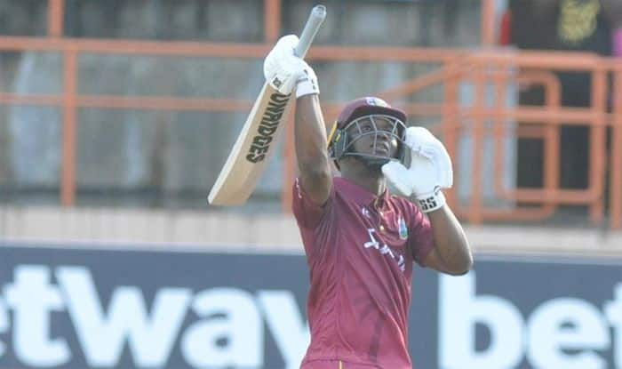 Lewis' Dazzling Ton Gives West Indies 3-0 Sweep Over Ireland