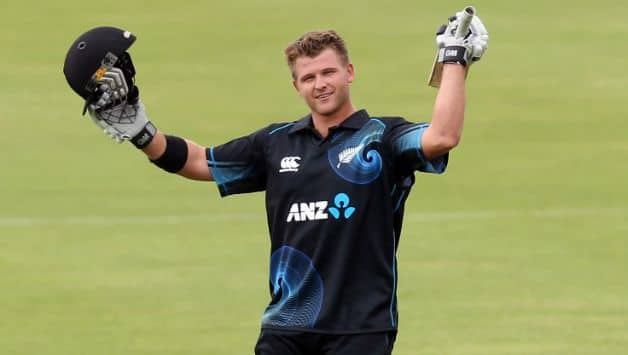 New Zealand all-rounder Corey Anderson re-signs with Somerset for T20 Blast