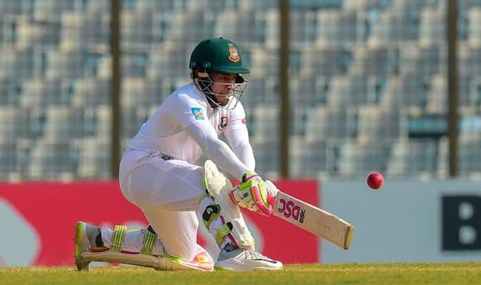 Mushfiqur Rahim returns to B'desh squad for one-off Test against Zimbabwe