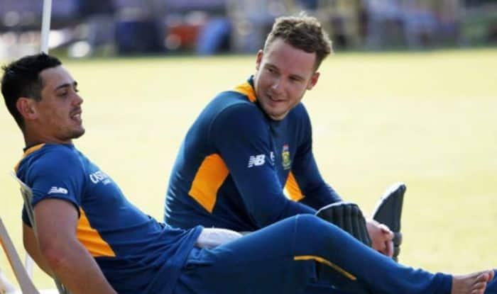 David Miller endorses Quinton de Kock as SA skipper