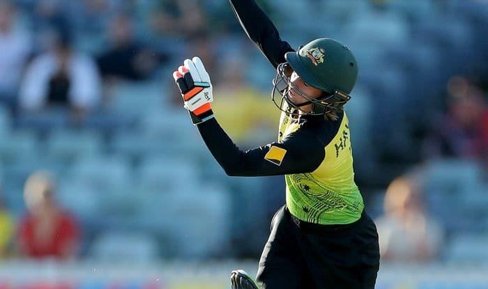 Rachael Haynes saves Australia blushes against Sri Lanka in T20 WC