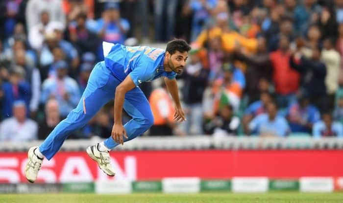 Wishes pour in for Bhuvneshwar Kumar as he turns 30