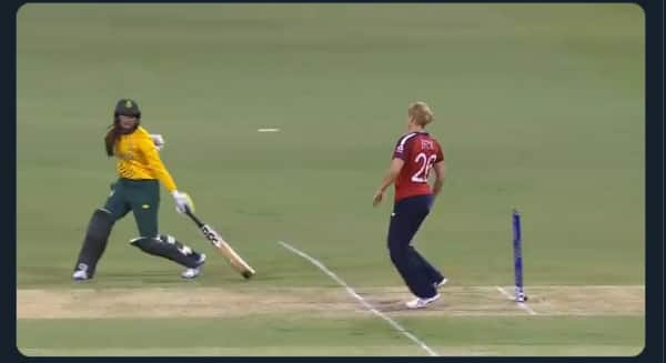Nat Sciver on why Katherine Brunt didn't mankad Sune Luus: none of our team would ever do that