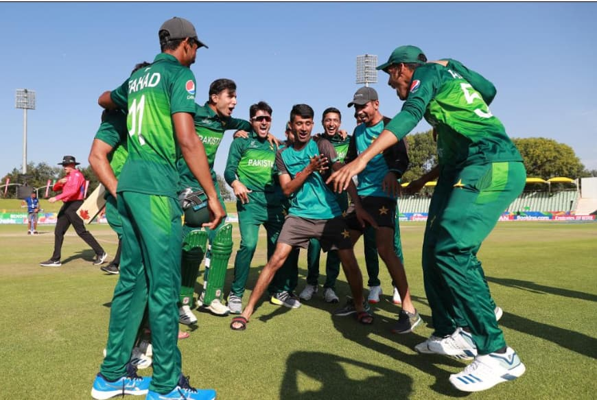 ICC Under-19 World Cup 2020: Pakistan beat Afghanistan, Will face India in Semi-Final