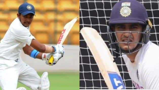 Twitterati wants Shubman Gill in place of Prithvi Shaw for Test