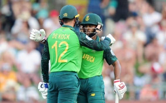 Sa vs ENG: Quinton De Kock century helps South Africa to starts ODI series with victory