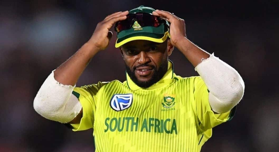 SA vs AUS: temba bavuma ruled out of first t20i match due to hamstring injury
