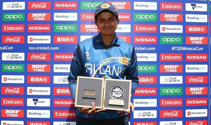 Women's T20 WC: All-round Sri Lanka defeat Bangladesh by nine wickets