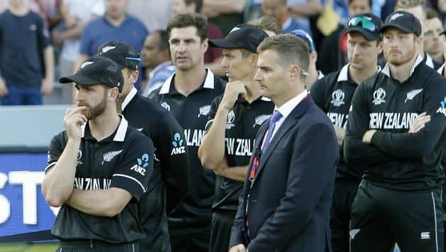 New Zealand cricketer to go in self-isolation after returning from Australia