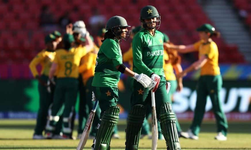Women T20 World cup: पाकिस्तान को हराकर साउथ अफ्रीका ने बनाई सेमीफाइनल में जगह