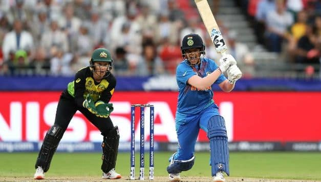 Harmanpreet Kaur: Shefali's batting inspires you and reduces pressure on others