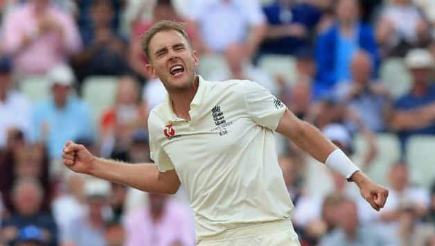 Stuart Broad signs new two-year Nottinghamshire contract