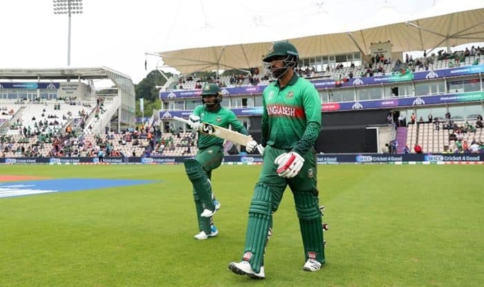 Liton, Tamim Score Hundred to Script Record Partnership For Bangladesh in ODIs