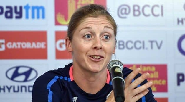 Heather Knight: Tackling Poonam Yadav will be key against India in ICC Women T20 World Cup Semi-Finals