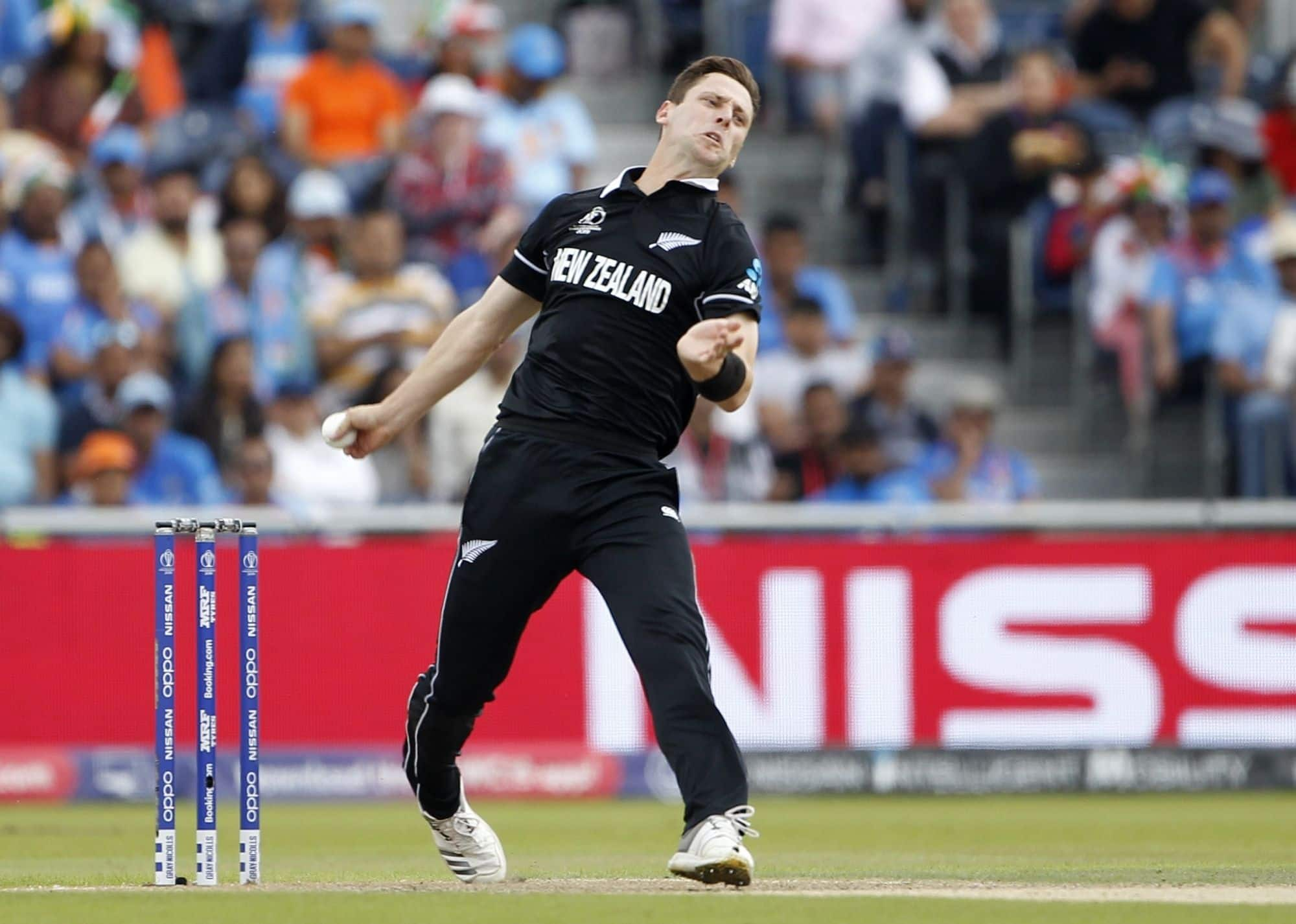 New zealand pacer Matt Henry's contract with Kent Cricket ends by mutual agreement