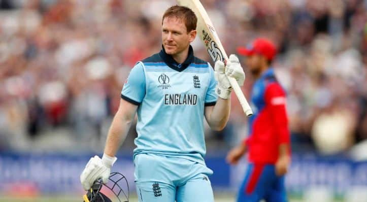 Eoin Morgan: Sport could play a huge role in uplifting the world