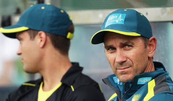 Home series loss to India defining moment of coaching career: Justin Langer