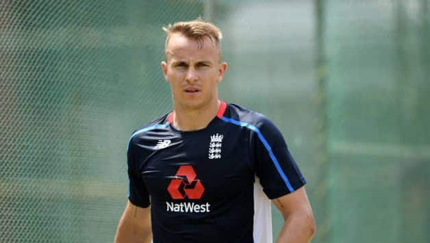 England Cricketer Tom Curren expecting a lot from Test