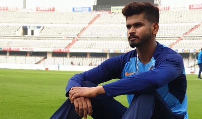 Shreyas Iyer's Father Reveals Taking His Son to Sports Psychologist