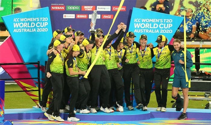 9.02 million Viewers in India Tuned in to Watch 2020 Women's T20 World Cup Final