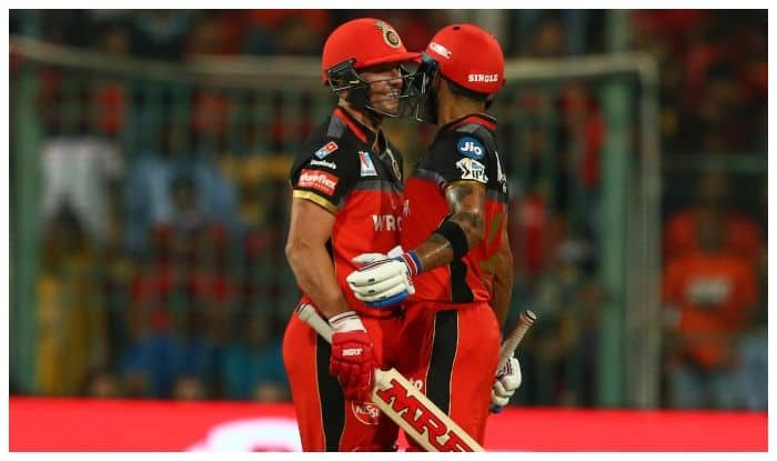 On This Day (May 14, 2016) : Virat Kohli, AB de Villiers light up in Bengaluru against Gujrat Lions