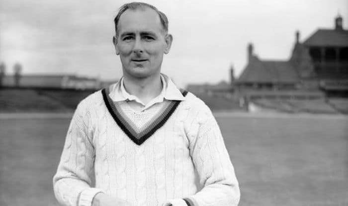 On This Day: Birth of Hedley Verity, The Spinner Who Dismissed Don Bradman Eight Times