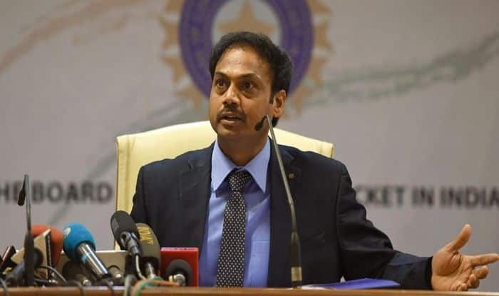 Use of external source to shine ball amounts to alteration, says MSK Prasad