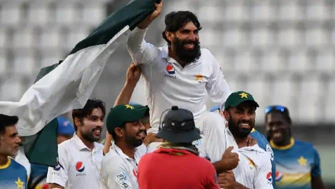 Birthday Special: Misbah-ul-haq turned 46, he bacame oldest captain to register century in international circket