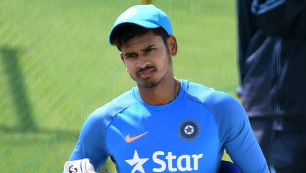 Shreyas Iyer: Batsman will need some net session to strengthen muscle memory