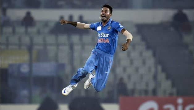 Hardik Pandya hails Rohit Sharma's captaincy for Mumbai Indians