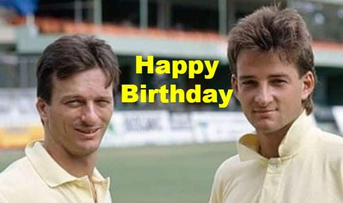 Happy Birthday Steve and Mark and Waugh: The Australian cricketing brothers reach 55 not out