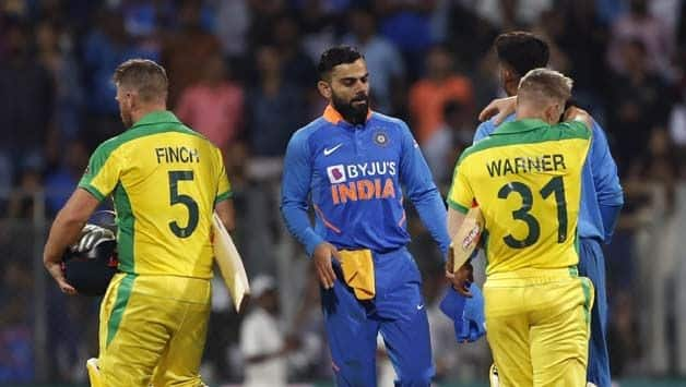 India vs Australia T20 series will be rescheduled if T20 World cup postponed