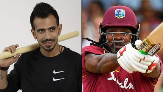 Yuzvendra Chahal hillarious response on Chris Gayle comment