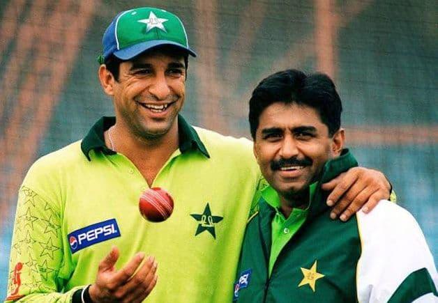 Miandad Spots Akram