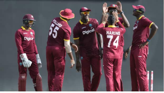 West Indies cricket team reached in England ahead of Test Series