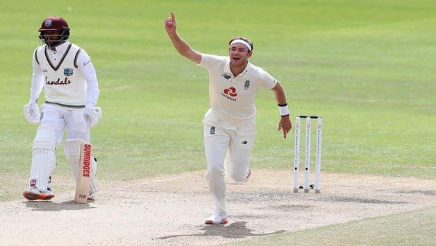England vs West Indies: Stuart Broad Finds Hard Work 'Addictive' As He Joins Elite Club
