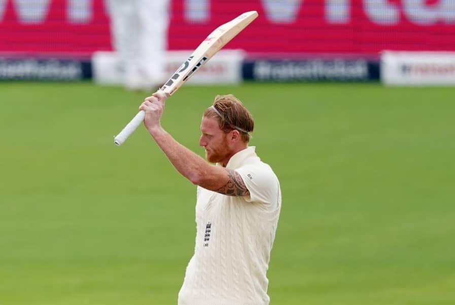 England vs West Indies, 2nd Test : Ben Stokes scores century; Hosts at 378/5 till Tea